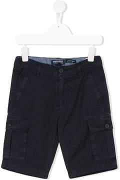 Woolrich Kids cargo shorts