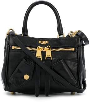 Moschino biker pocket handbag