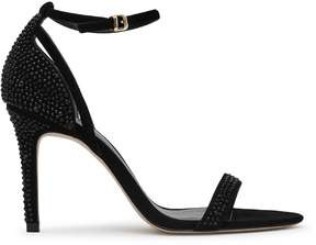 Reiss Malva Crystal Embellished Sandals