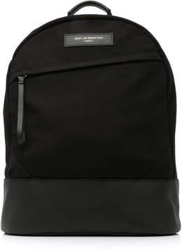 WANT Les Essentiels Kastrup Cotton Canvas Backpack