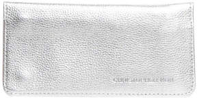 Christopher Kon Silver Silla Leather Wallet