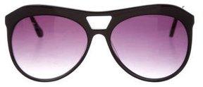 Elizabeth and James Hudson Aviator Sunglasses