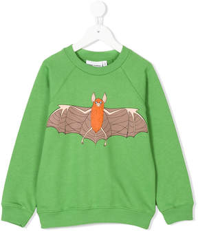 Mini Rodini bat print sweatshirt