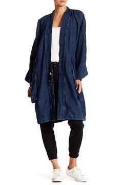 Diesel Wendy Denim Oversized Coat
