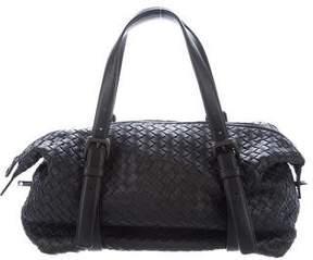 Bottega Veneta Intrecciato Convertible Leather Tote