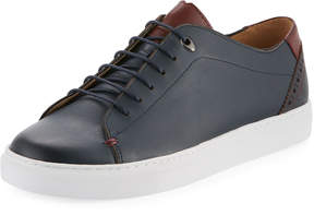 English Laundry Tudor Men's Leather Low-Top Sneaker