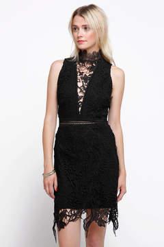 Astr Felicity Lace Dress