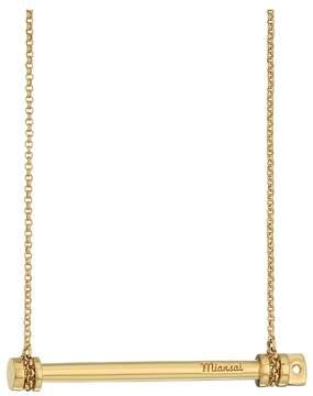 Miansai Half Screw Cuff Necklace Necklace
