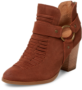 Seychelles Women's Impossible Suede Ankle Boots