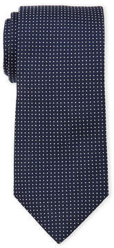 Altea Dot Pattern Silk Tie