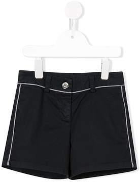 No.21 Kids denim shorts