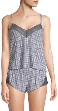Cosabella Women's Sweet Dreams Printed Cami