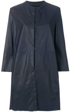 Drome round neck coat