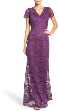 Ellen Tracy Women's Lace Gown