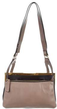 Marni Leather Shoulder Bag