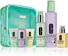 Great Skin Everywhere Set for Drier Skin (Skin Type I/II)