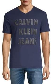 Calvin Klein Jeans Cotton Logo Tee