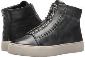 Frye Lena Rebel Zip High Women's Lace up casual Shoes