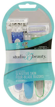 Studio 35 Beauty 4 Blade Disposable Razors