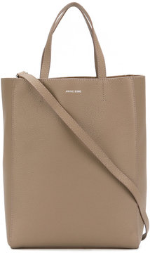 Anine Bing rectangular shaped tote