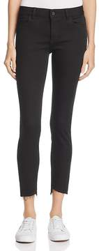 DL1961 Margaux Skinny Ankle Jeans in Noir - 100% Exclusive