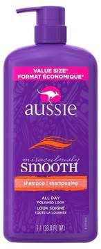 Aussie Miraculously Smooth Shampoo - 33.8oz