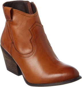 Coolway Brandy Leather Bootie