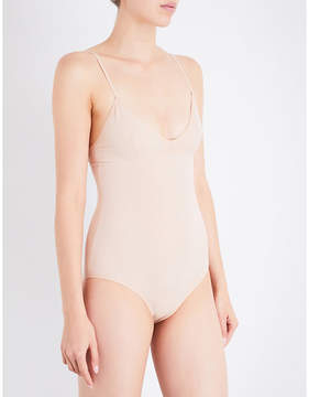 Base Range Baserange Belmont ribbed stretch-cotton body
