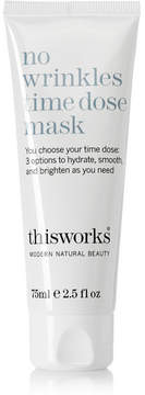 This Works No Wrinkles Time Dose Mask, 75ml - Colorless