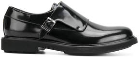Emporio Armani classic monk shoes