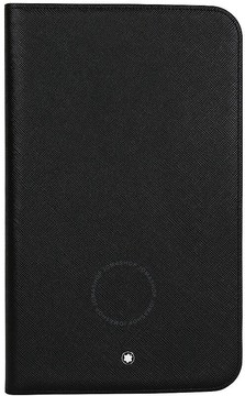 Montblanc Meisterstuck Selection Black Leather Samsung Galaxy Tab 3 Case 111508