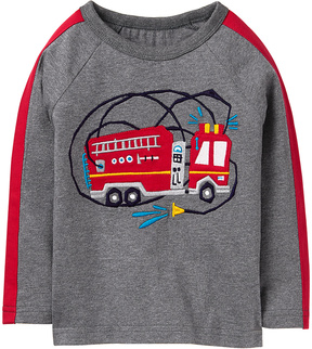 Gymboree Navy Fire Truck Tee - Infant & Toddler