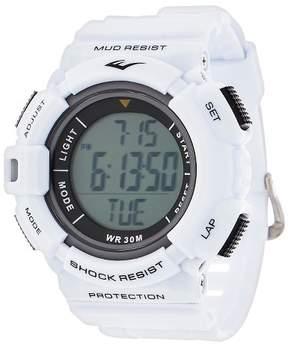 Everlast Heart Rate Monitor Watch - White