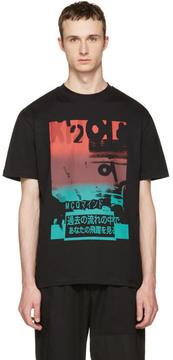 McQ Black Katsumi T-Shirt