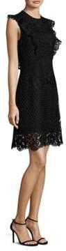 Shoshanna Poppy Lace Dress