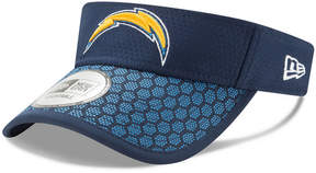 New Era Los Angeles Chargers Sideline Visor