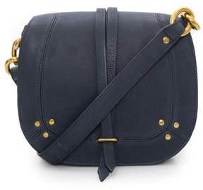 Jerome Dreyfuss Victor Calfskin Saddle Bag