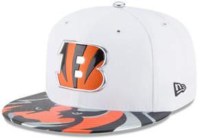 New Era Boys' Cincinnati Bengals 2017 Draft 59FIFTY Cap