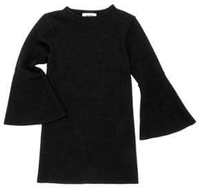 Milly Minis Girl's Bell-Sleeve Dress