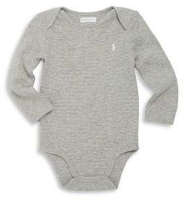 Ralph Lauren Baby's Cotton Bodysuit