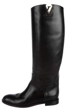 Louis Vuitton Heritage Knee-High Boots