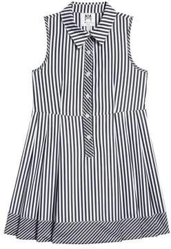 Milly Minis Stripe Shirtdress