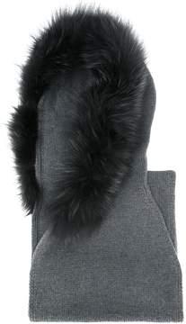 Eleventy fur scarf