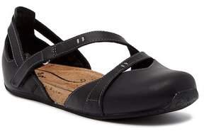 Ahnu Tullia II Mary Jane Leather Flat