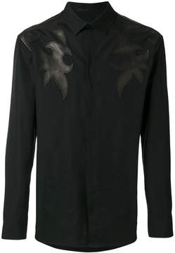 Haider Ackermann embellished shirt
