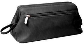 Royce Leather Unisex Colombian Leather Toiletry Bag 259.