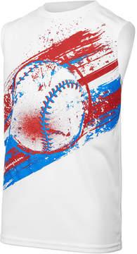 Champion Baseball-Print Tank, Big Boys