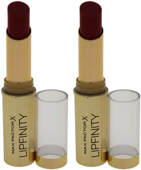 Max Factor Always Chic Lipfinity Lipstick - Set of Two