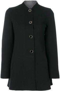 Emporio Armani single breasted coat