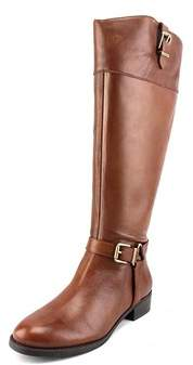 INC International Concepts Womens Fedee Leather Closed Toe Mid-calf Fashion B....